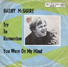 Barry McGuire Walking My Cat Named Dog