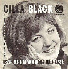 Cilla black sings randy newman quot i ve been wrong before quot 1965