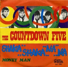 The Countdown 5 Shaka Shaka Na Na