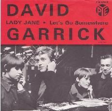 David Garrick - A Certain Misunderstanding / I'm Looking Straight At You