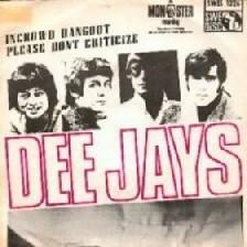 The Deejays - Incrowd Hangout / Please Don't Criticize