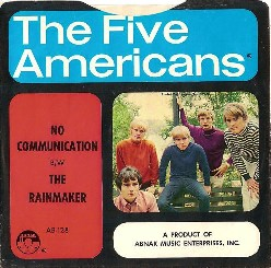 Five Americans Evol Not Love Dont Blame Me
