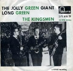 The Kingsmen - The Krunch