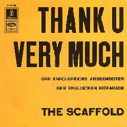 Scaffold - Mummy Won't Be Home For Christmas