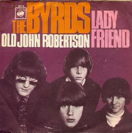 Byrds Fifth Dimension EP