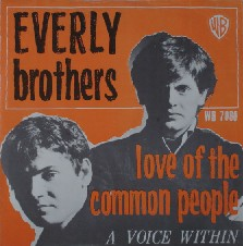 Everly Brothers Hello Amy Aint That Lovin You Baby
