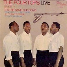 THE FOUR TOPS DISCOGRAPHY