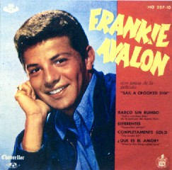 Frankie Avalon - Tuxedo Junction / Where Are You