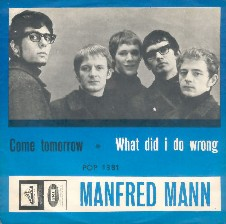 Manfred Mann Groovin With Manfred Mann