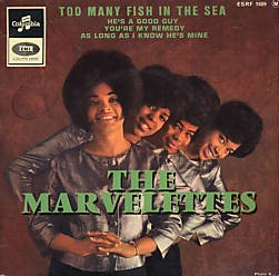 Marvelettes Destination Anywhere Whats Easy For Two Is Hard For One