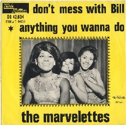 The Marvelettes Discography