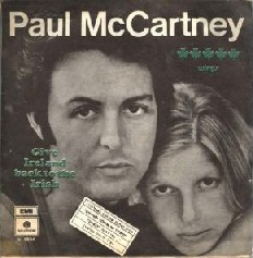 Paul Mccartney Solo Discography