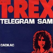 T. Rex Hot Love - Deborah