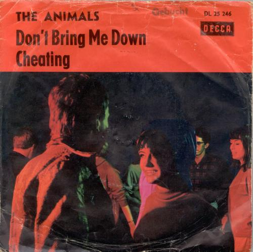 THE ANIMALS DISCOGRAPHY