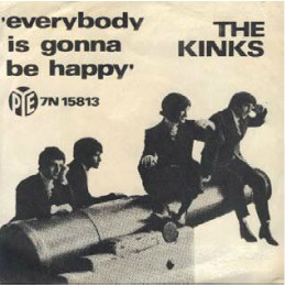 THE KINKS DISCOGRAPHY