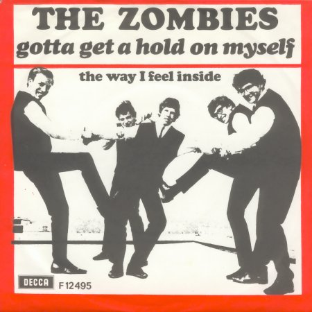 THE ZOMBIES DISCOGRAPHY